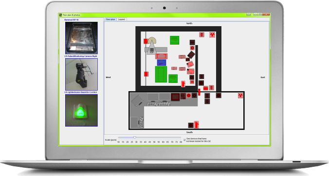 QUALINAX software module for an automatic and comprehensive quality control of all linac safety devices
